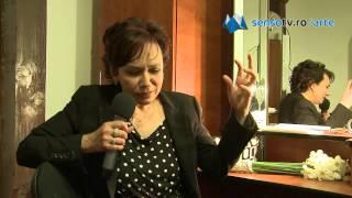 Interviu cu actrita Oana Pellea