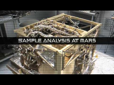 NASA | Sample Analysis at Mars (SAM) Trailer