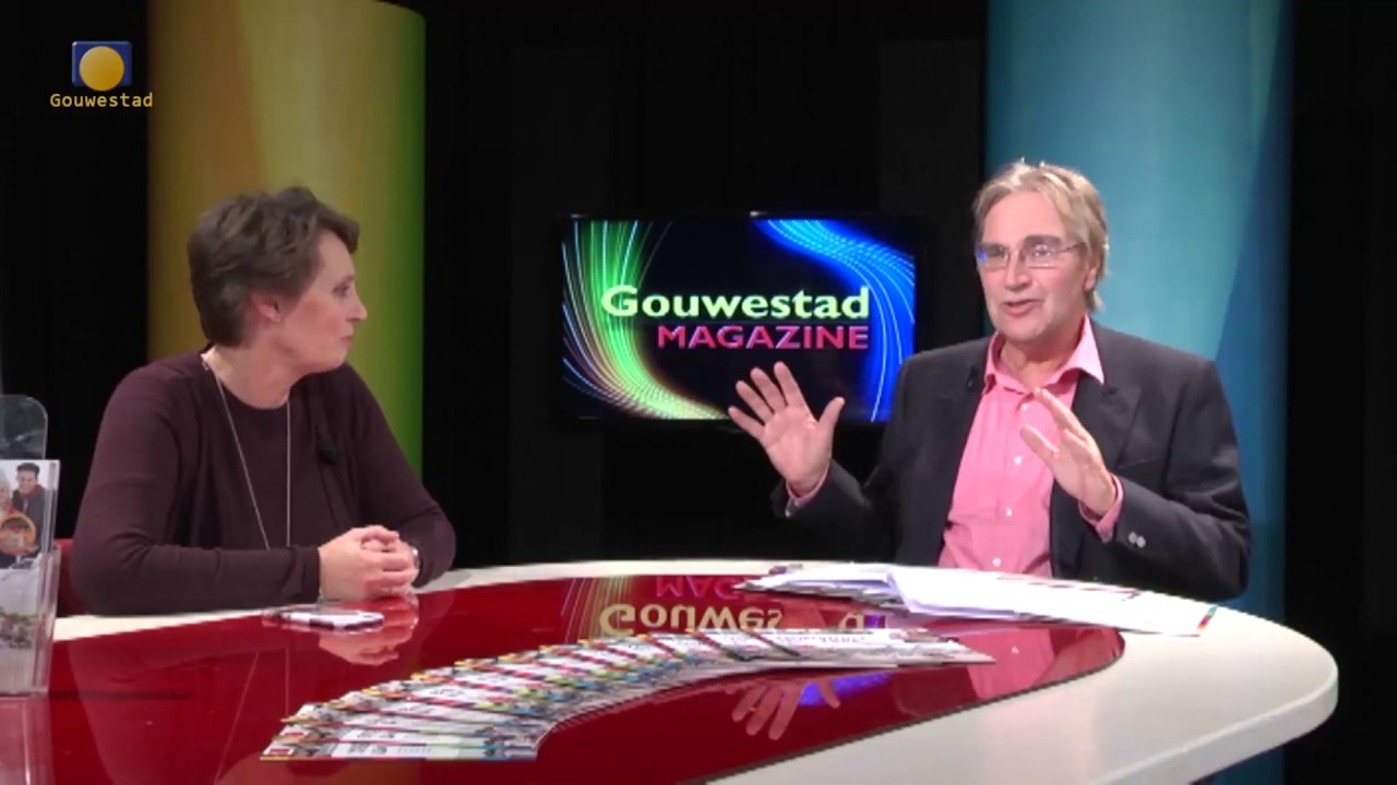 2017 week 42 - Studiogesprek -Heleen de Winter- Promotie Gouda