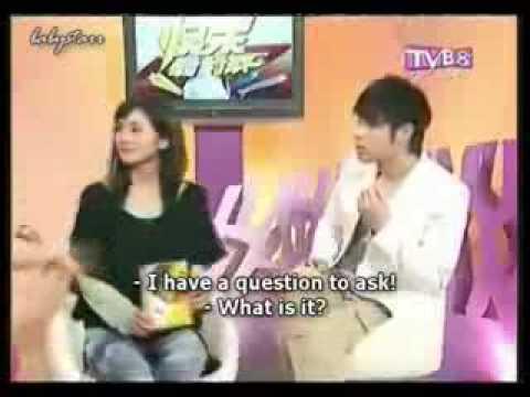 [Charlene Interview] Who is nicer to kiss: Wu Chun OR Mike He?