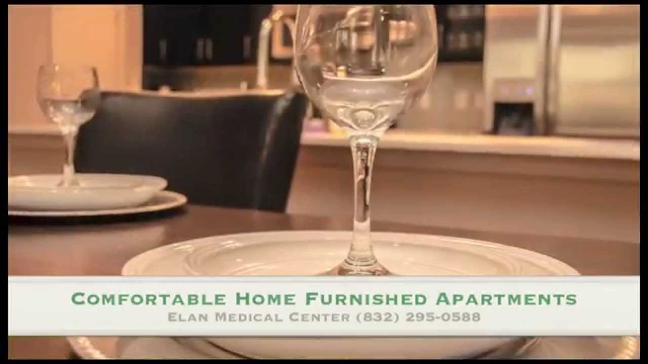 Elan Medical Center Houston Fully Furnished Apartments By - Furnished apartments houston texas