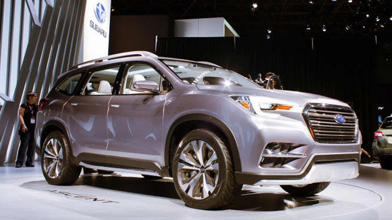 The 2019 Subaru Ascent Is The Biggest And Most Expensive Subaru