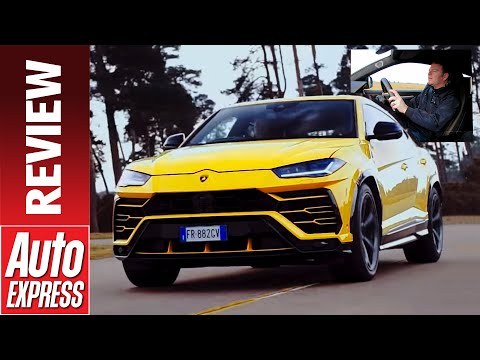 New 2019 Lamborghini Urus review - has Lamborghini lost its mind by creating an SUV?
