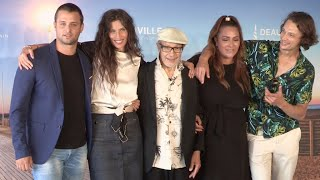 Maiwenn Le Besco, Florent Lacger and more at Rouge Photocall in Deauville