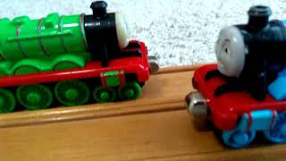The Disappearing Rolling Stock - Accidents Don't Happen - Part 2