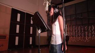 Repeat youtube video Maria Aragon - Da Best Ang Pasko Ng Pilipino (Recording Sessions)
