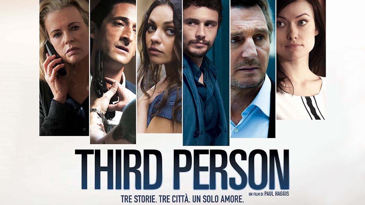 THIRD PERSON - Trailer italiano [HD]