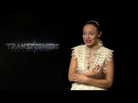 Laura Haddock on Landing Transformers 5 After She and Sam Claflin welcomed baby