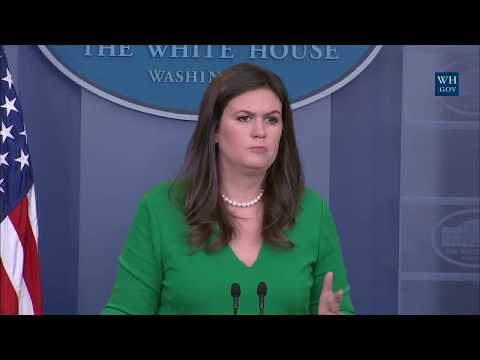 10/02/17: White House Press Briefing