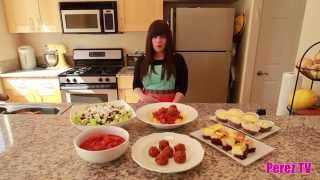 Passover Cooking With Nina Safar