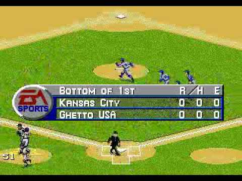 Triple Play Baseball '96 (Genesis) with commentary