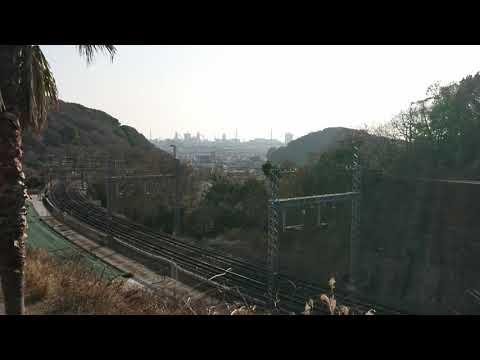 【南海本線】和大前駅~紀ノ川駅間 特急サザン:なんば行 通過