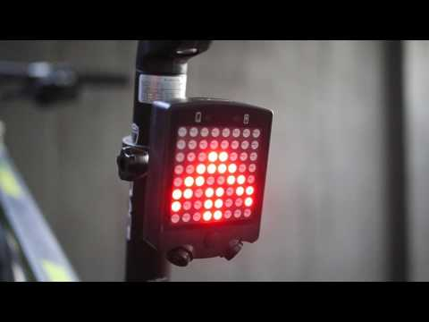 RC Bicycle Signal Light