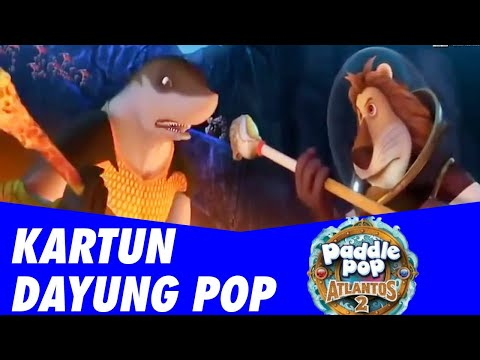 Paddle Pop Atlantos New Episode  Paddle Pop Children&39;s Hero  Cartoon Central