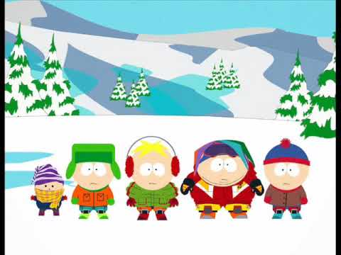 southpark montage song