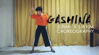 Video SUNMI(선미) _ Gashina(가시나)_ LIA KIM Choreography Dance Cover ll Lady Rei download MP3, 3GP, MP4, WEBM, AVI, FLV Juli 2018