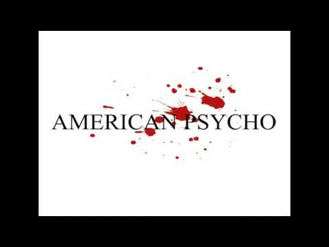 AMERICAN PSYCHO (von Bret Easton Ellis)