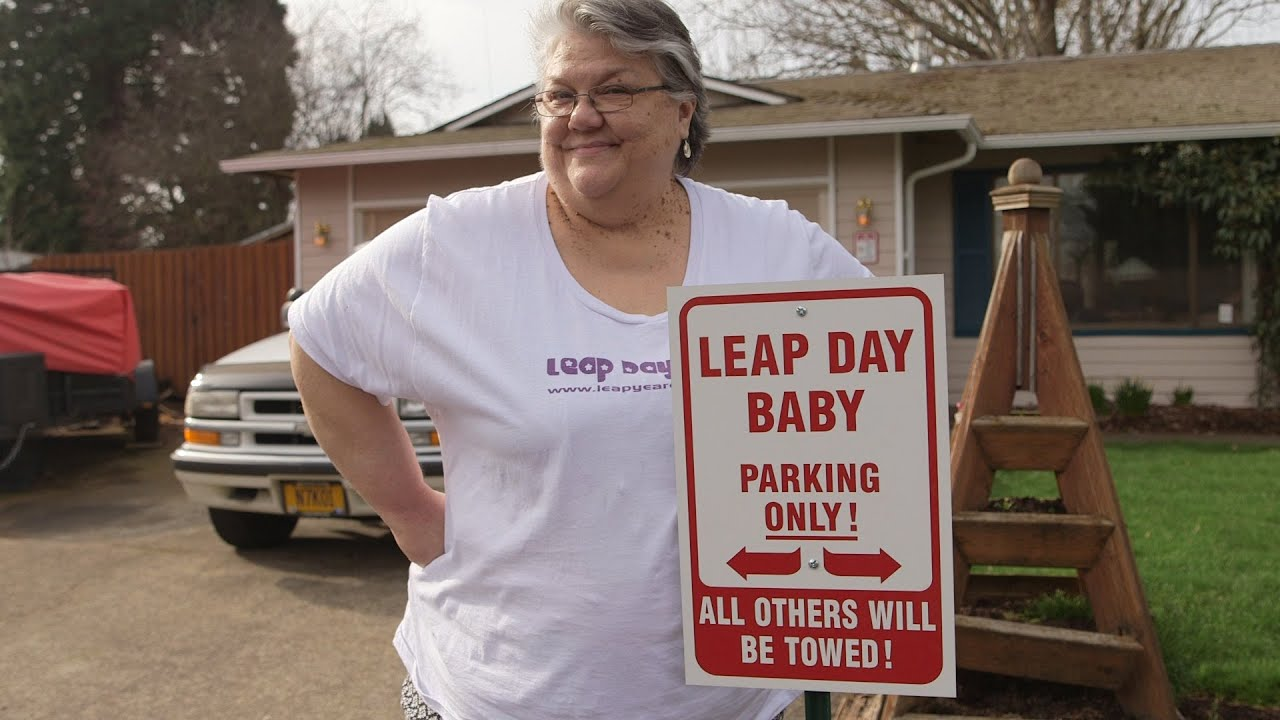 Oregon's Leap Day Lady wants you to know and love Feb. 29