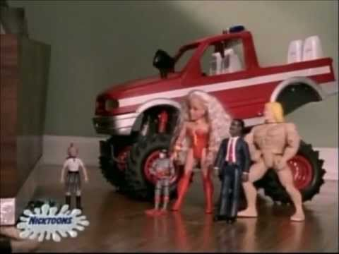 Free Car History Report >> Action League Now! - Melty's Girl - YouTube