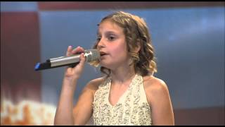 Croatia's Got Talent 1 - Mirta Krsnik