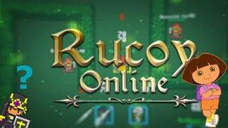 Rucoy Online Español | ¿Dora La Exploradora En Rucoy?