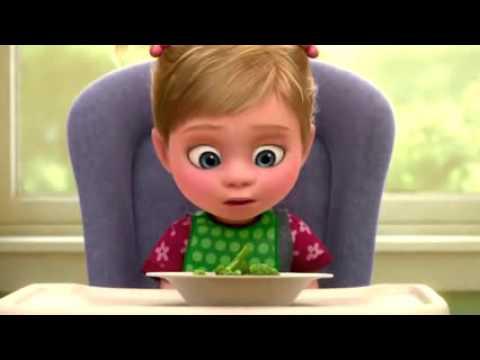 Teorías De Dibujos Animados ¿Es Riley Adoptada Intensamente