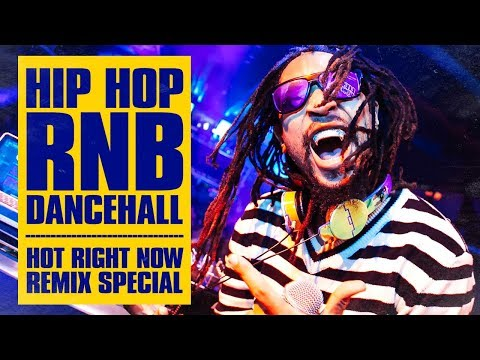 🔥 Hot Right Now Remix Special Ft. DJ Nightdrop | Hip Hop R&B Dancehall Reggaeton Mix February 2019