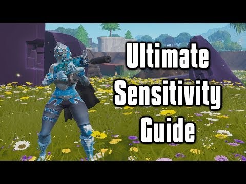 Ultimate Guide To Fortnite Sensitivity - How To Find Your Optimal Sens!