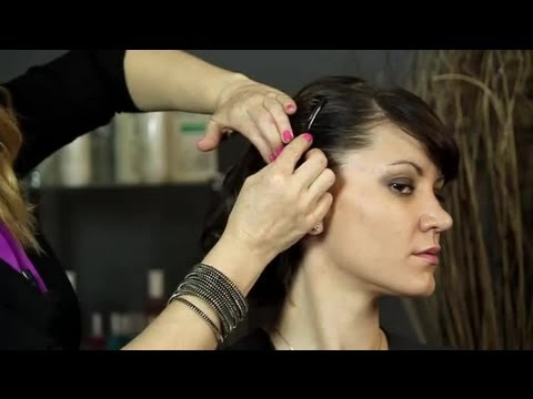the best side bs for thick curly hair easy hairstyles makeup youtube
