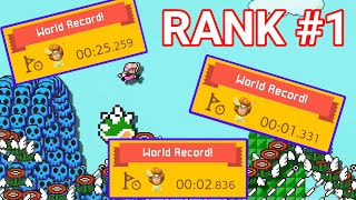 How Many World Records Can I Take from the RANK 1 Player?