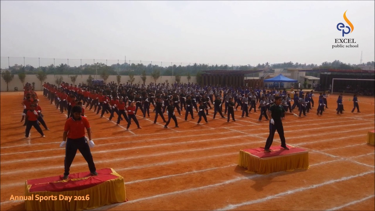Annual Sports day 2016