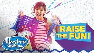 Raise the Fun w/ Hasbro Gaming - Official TV Teaser
