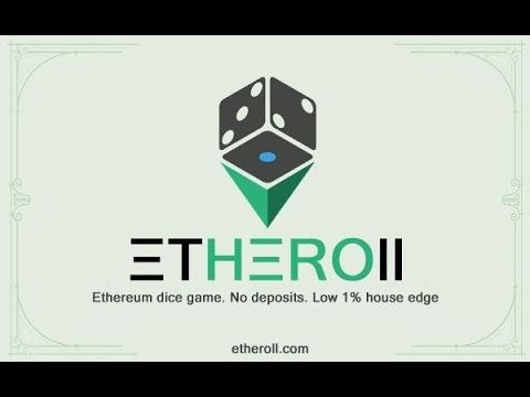 Etheroll Crowd funding
