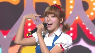 【TVPP】Orange Caramel - A~ing♡, 오렌지 캬라멜 - 아잉♡ @ Show Music Co…