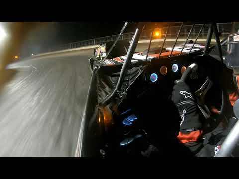 9-16-18 Junction Motor Speedway NeSmith late models Feature Cory Dumpert in car Camara