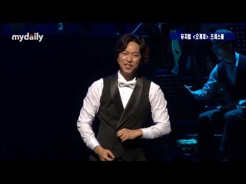 'The Orchestra Pit' 오만석(Oh Man seok) '무대 밑 오케피를 지휘하는 마에스트로' [MD동영상]