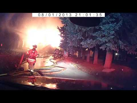 boise-hill-road-fire-collapse-caught-on-tape