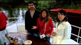 День Рождения на яхте ЛЕГРИНА   июнь 2015