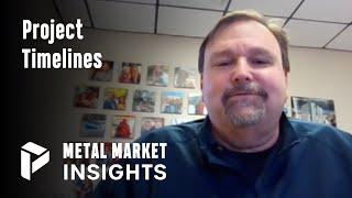 Project Timelines - Josh Jacobi - Metal Market Insights