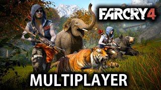 Far Cry 4 - Conhecendo o Multiplayer! [ PC 60FPS Gameplay  ]