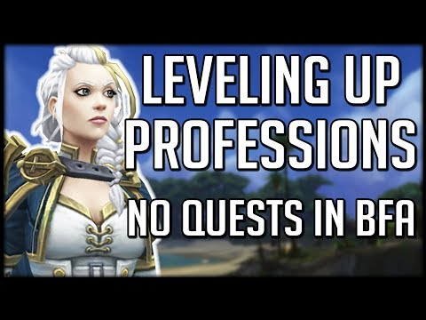 Your professions in BFA? - World of Warcraft | DSLReports Forums