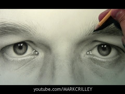 Self portrait eyes drawing time lapse youtube ccuart Image collections