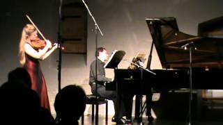 Maurice Ravel BLUES, Reinis Zariņš / Paula Šūmane