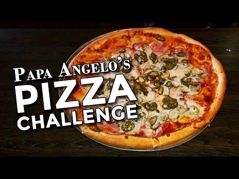 """20"""" Empire Pizza Challenge near Oklahoma City!!"""