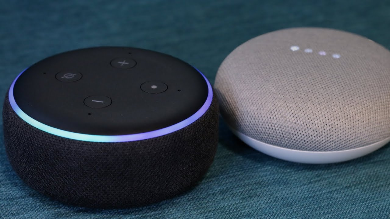 Google Home Mini Vs Amazon Echo Dot 3 Who Wins Now Youtube