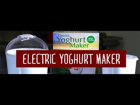The Green Living Australia Yoghurt Maker