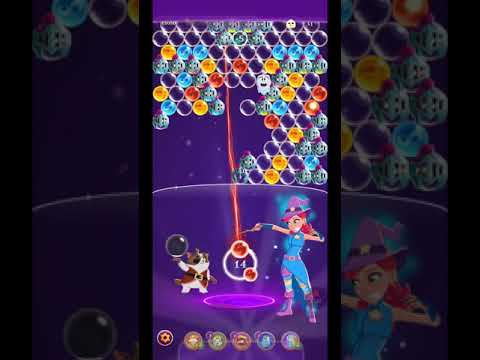 Bubble Witch 3 Saga Level 1270 ~ No Boosters