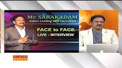 Digital Marketing & SEO Consultant Mr. SARAKADAM Exclusive Interview    SEO Jobs, Courses & Careers