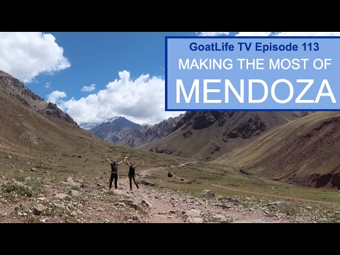Making The Most of Mendoza: Argentina's Wine Country
