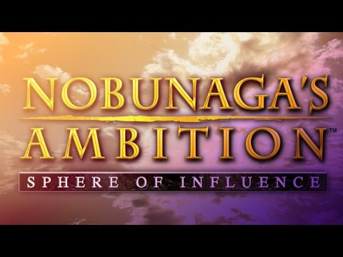 Nobunaga's ambition sphere of influence игра